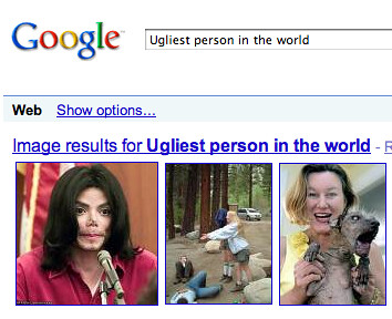 Ugliest Person In The World Google Wwwseroundtable