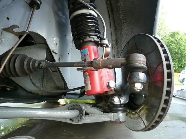 VW 1302 Front Suspension Joakim Piejko Flickr