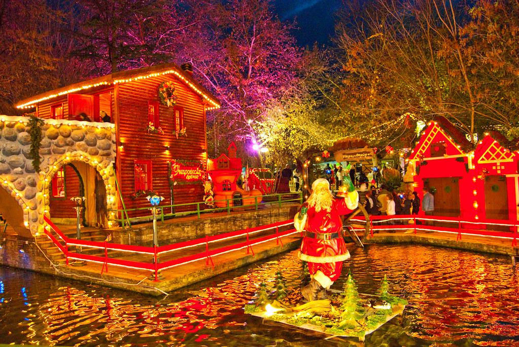Santa Claus HouseDreamcity Drama Greece