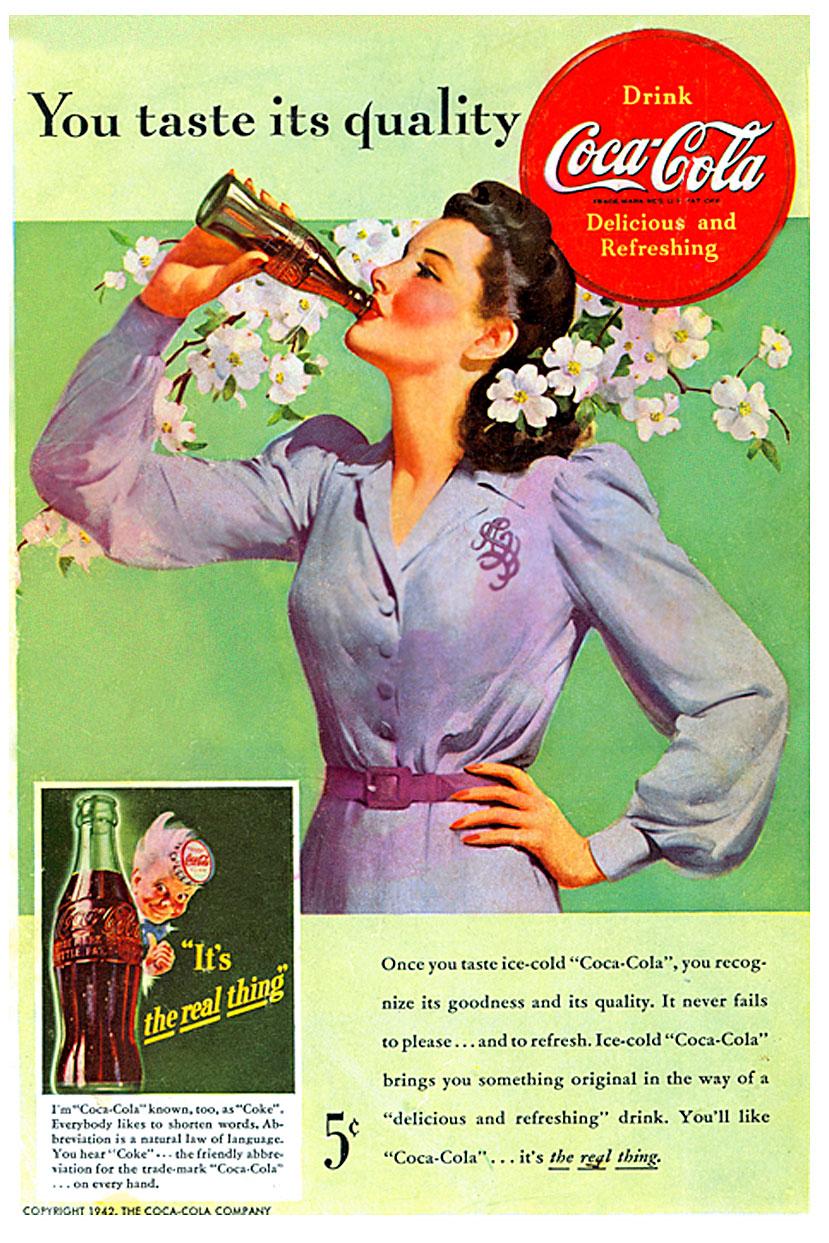 The Coca-Cola Company - 1942