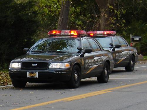 County Sheriff Vehicles