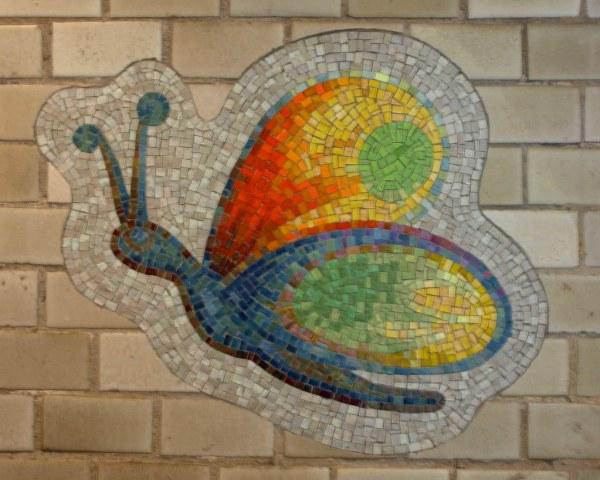 New York City Subway Mosaics