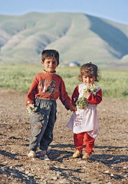 Iraqi Children  Children in an internally displaced persons  Flickr