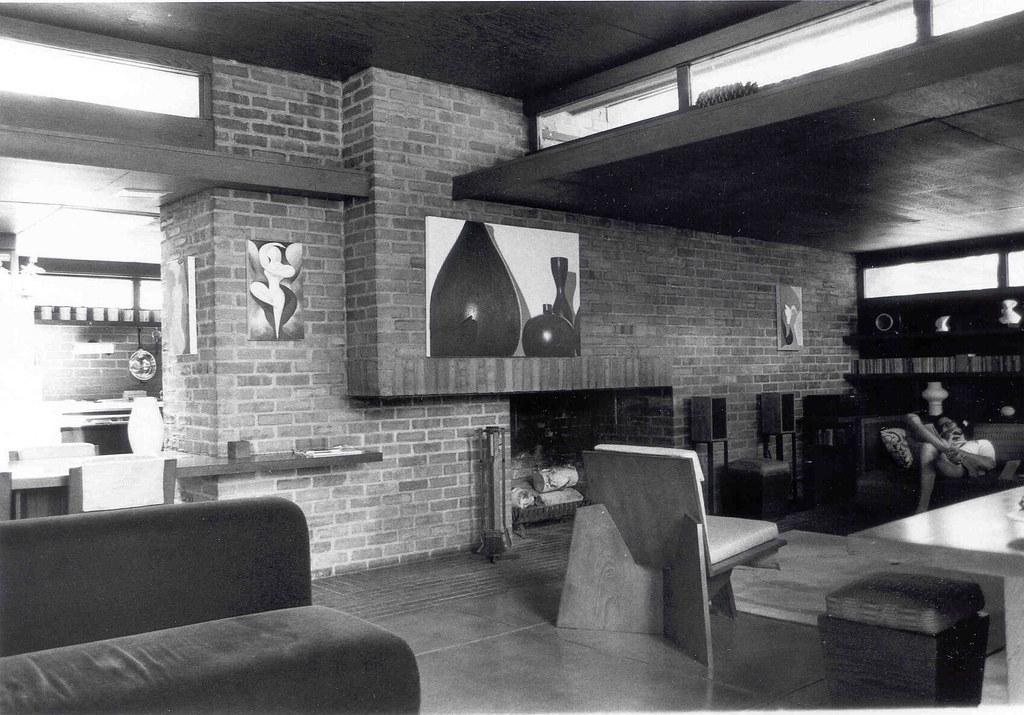 GoetschWinckler House 1940 Frank Lloyd Wright