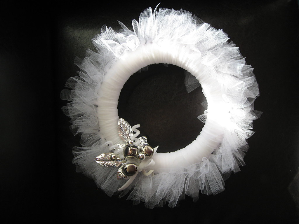Kristens Creations Your Beautiful Mesh Wreaths