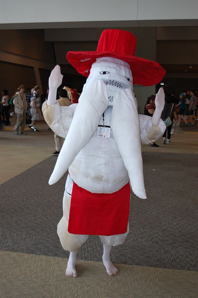 Radish Spirit  A great character from Miyazakis