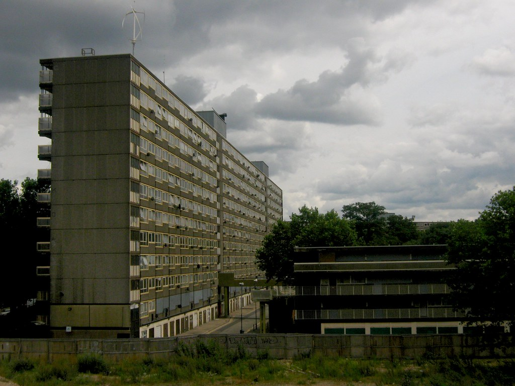Heygate Estate  Elephant and Castle  The Heygate is an