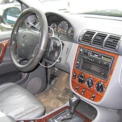 Car Interior Parts Diagram Baracuda Pool Cleaner 98 Mercedes Ml320 -stock #0145p9 | 1998 Mercedes-be… Flickr
