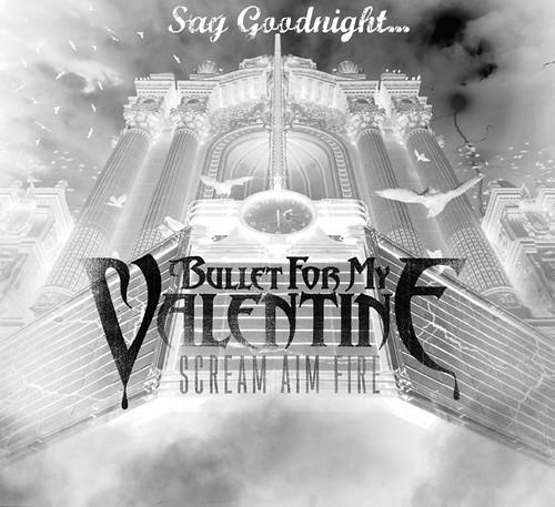 Bullet For My Valentine Wallpaper 1 Scream Aim Fire
