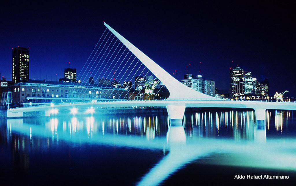 Puente de la mujer Womans Bridge  Canon EOS Elan7n
