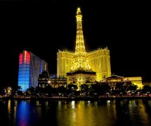 Paris Las Vegas Striking