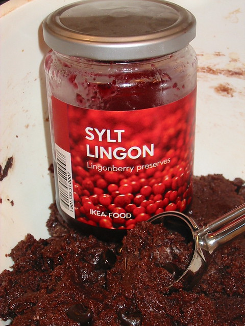 Lingonberry In Chocolate Lingonberry Jam Cookies Some Of