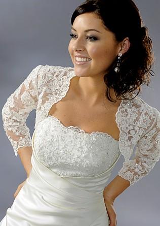 58181 Brautkleid Mit Bolero 970€ Angely Mode Flickr