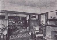 1900s Living Room - Craftsman Style | Source: Ladies Home ...