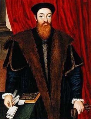 Sir John Cheke tutor of Edward VI and the man who identif