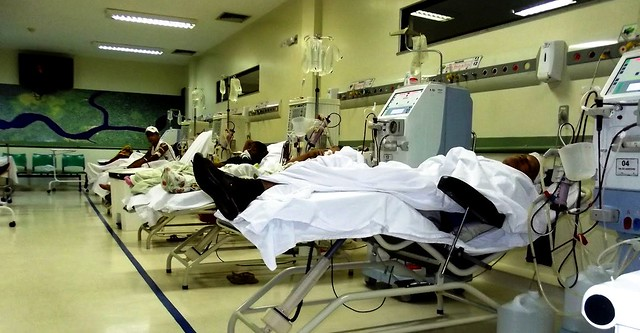 5 medidas contra o gargalo do serviço de hemodiálise no Baixo Amazonas, hemodiálise