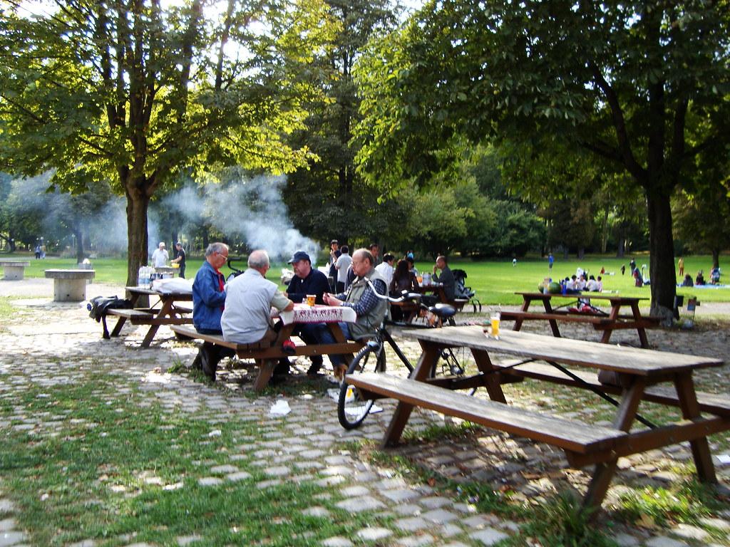 Schlossgarten bbq