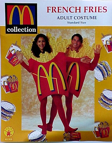 McDonalds French Fries Costume Steve Flickr