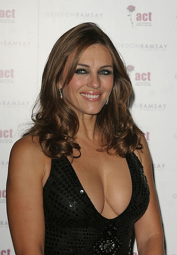 Image Result For Elizabeth Hurley