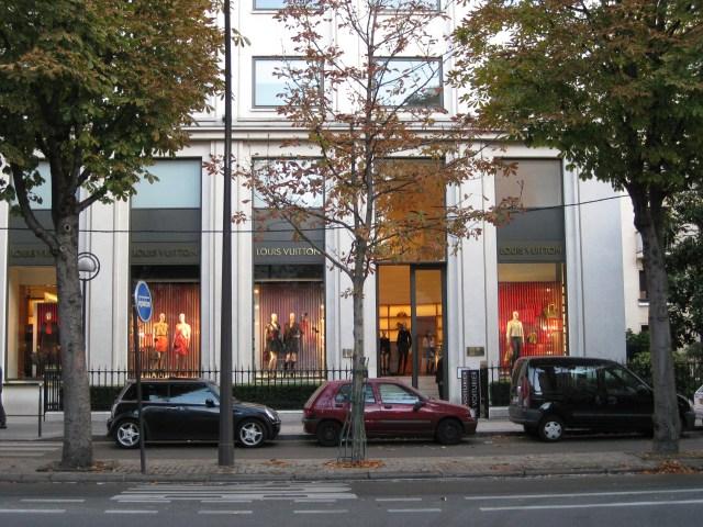 Louis Vuitton, Paris (Montaigne)