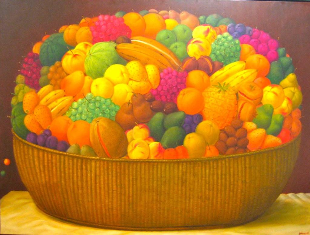 Canasta de Frutas by Fernando Bo_60157184  Donacion