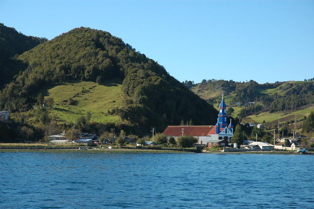 Tenaun Church Isla De Chilo 233 Chile Tenaun Church Is
