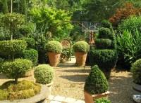 tuscan rock garden   mediterranean no grass idea   Karen ...