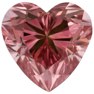 Valentine Gift Heart Cut Pink Diamond Sellers Also