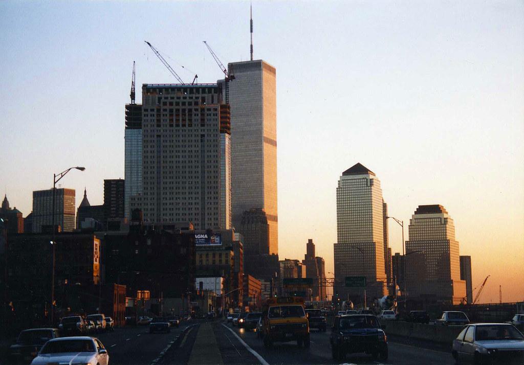 For 911 Lower Manhattan 1989  Heres something for