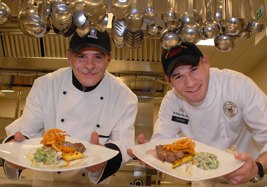 2009 IMCOME  USAREUR7A Culinary Arts Competition Winner