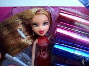 mib nrfb bratz magic hair color