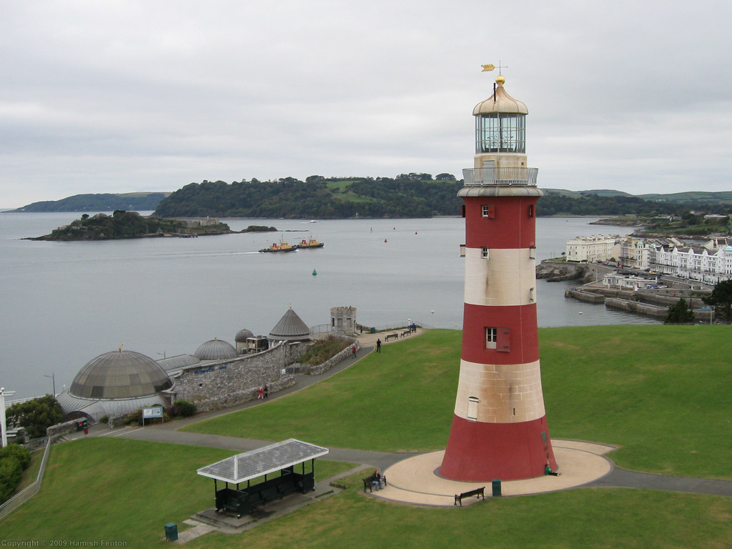 Smeaton's Lighthouse. Plymouth Hoe. Plymouth. Devon | Flickr