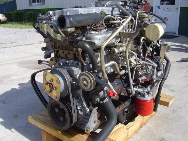 Isuzu Diesel Engine NPR NQR 4HK1TC 200507 GMC W4500 W3500