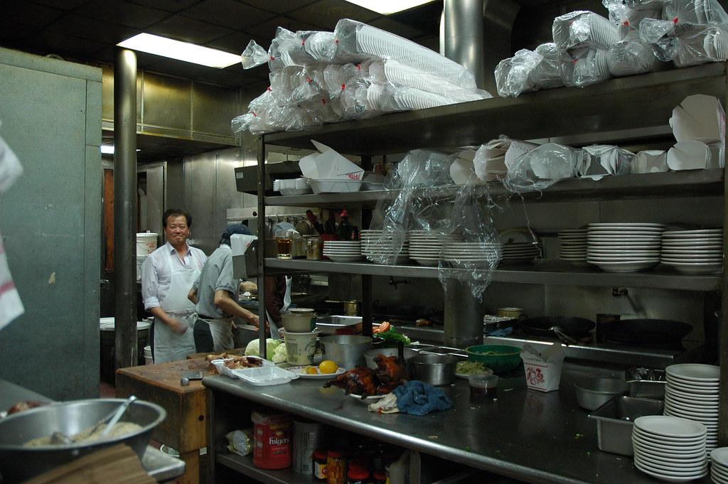 Chef Tai Tung Chinese Restaurant Kitchen Since 1935 Sea