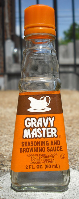Old Gravy Master Seasoning and Browning Sauce Gregg