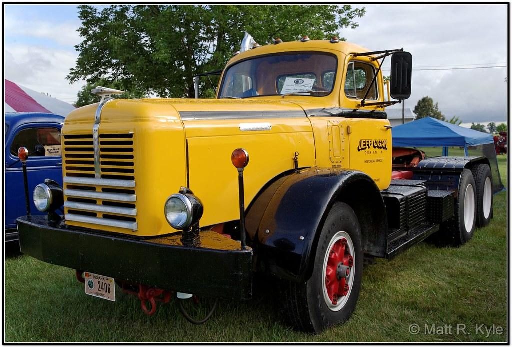 1951 hendrickson truck