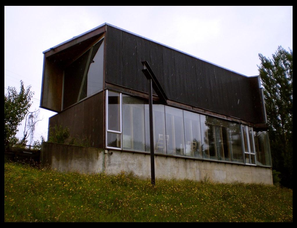 Casa de Cobre Nercn  Arquitecto Smiljan RADIC  Flickr