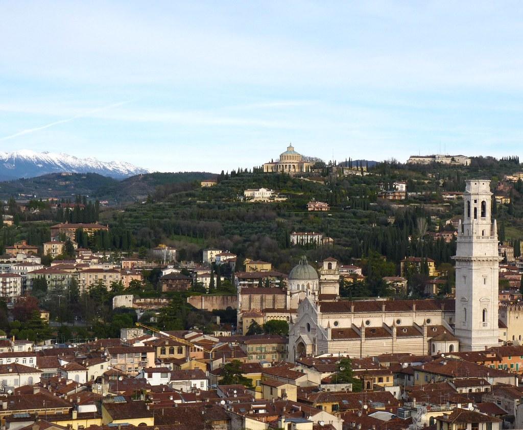 Verona  Colle San Leonardo  Verona  una citt italiana di  Flickr
