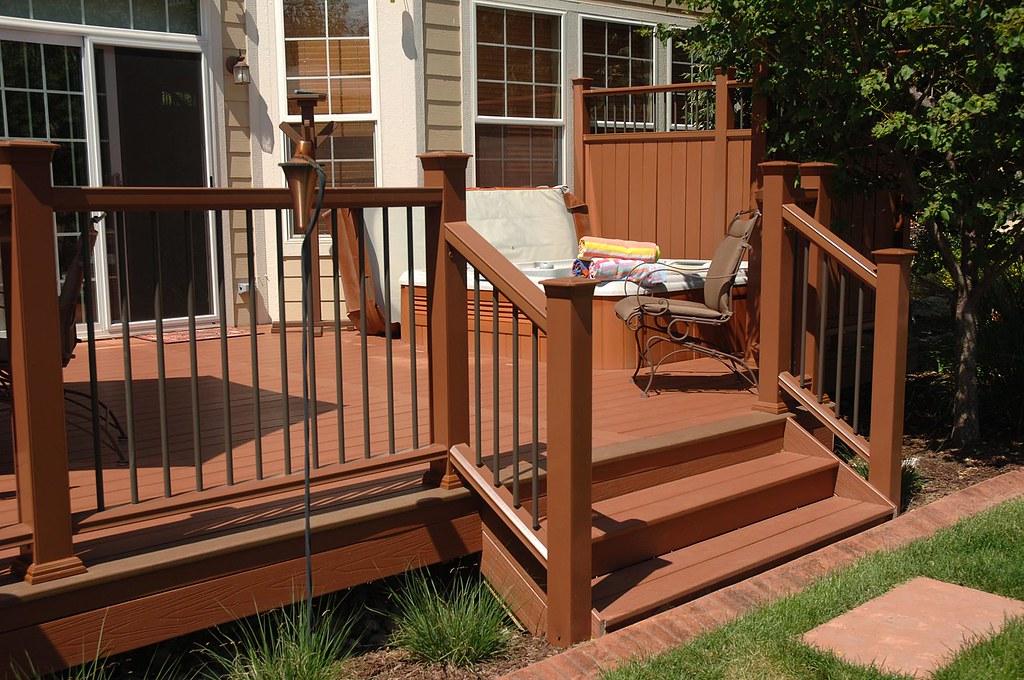 Ideas For Deck Railing Design