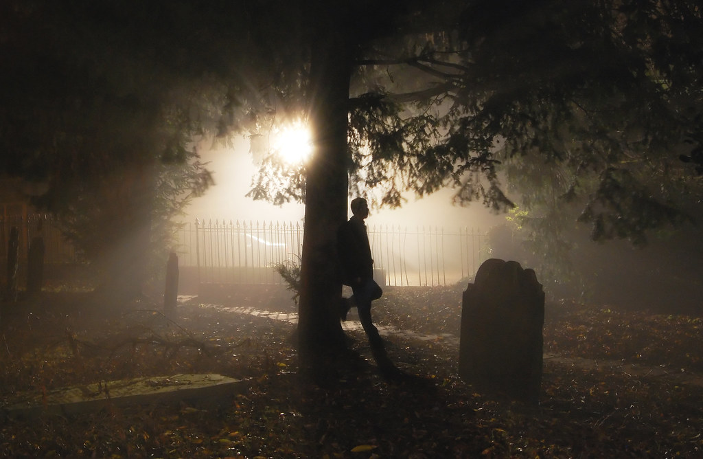 New Wallpaper Hd Boy And Girl Film Noir Scene A Wintry Fog Has Descended On Otley And