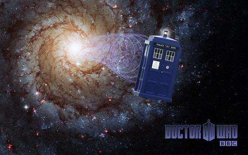 Doctor Who Vortex Opening Time