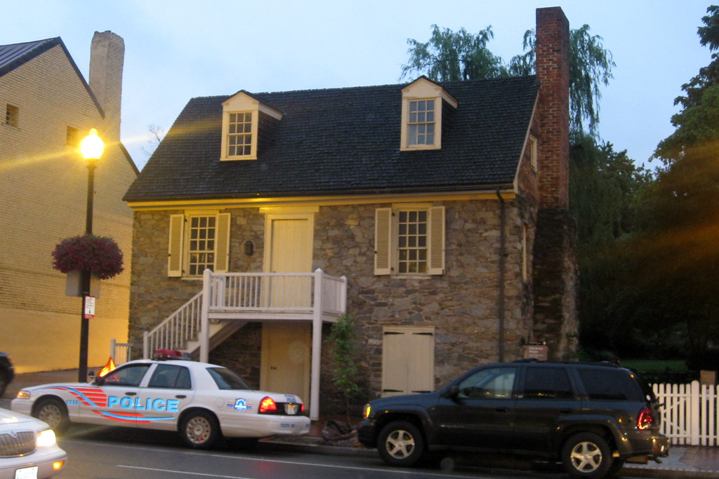 Washington DC  Georgetown Old Stone House  The Old