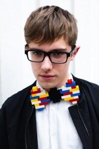 LEGO Necktie | courtesy of Peter | Georgetown Voice | Flickr