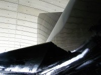 b-52 fin | It stops about a metre short of the ceiling ...
