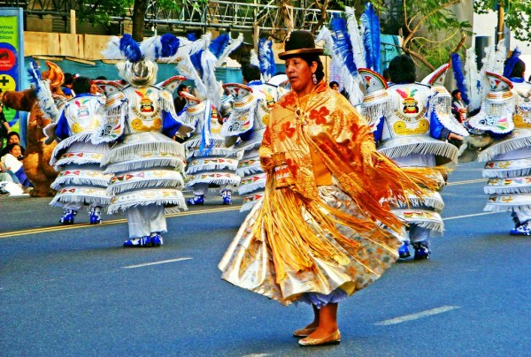 Integración Cultural Bolivia en Buenos Aires VI Cultural