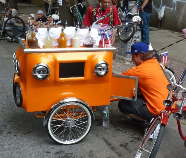 Shave Ice Bike By Gammablog