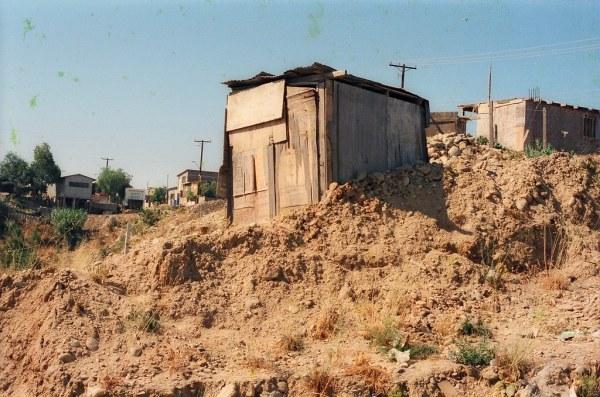 352c2352f SLUMS OF TIJUANA MEXICO 1994 IMAGEN09