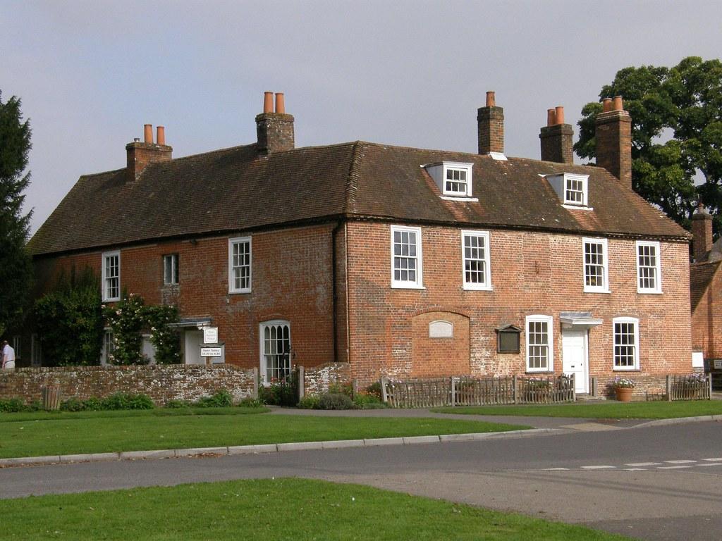 Jane Austen House  Museum Chawton Hampshire  The latter