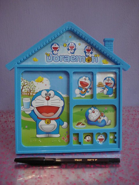 Bingkai Foto  Rp25000 Gambar Doraemon  dorami wawa