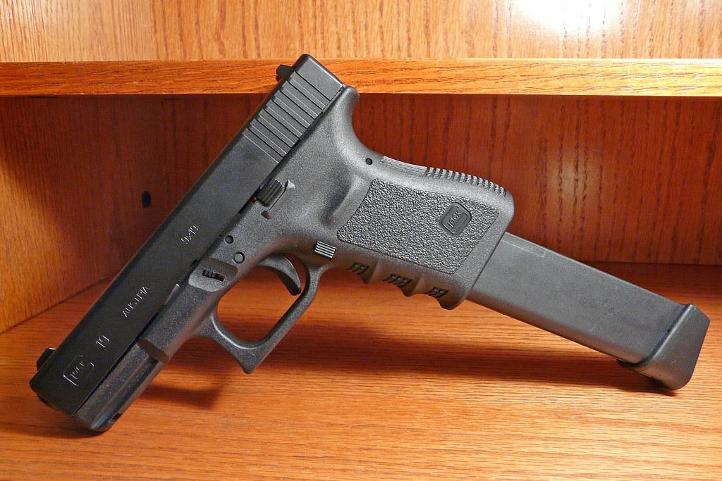 Glock 19  Glock 19 9mm W 33 Round Mag  Cory Barnes